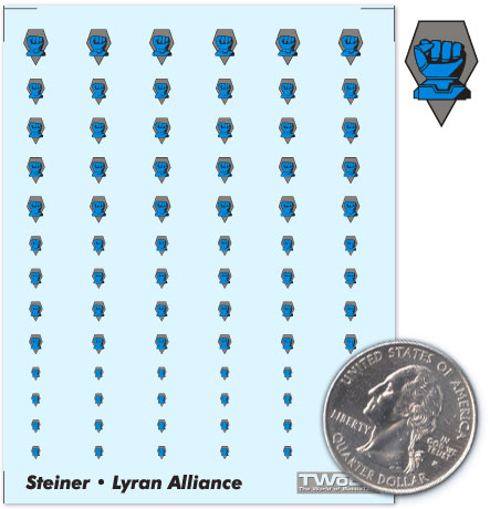 Steiner - Lyran Alliance
