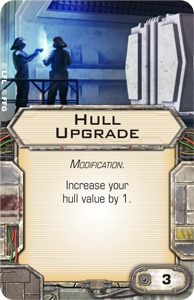 Hull Upgrade