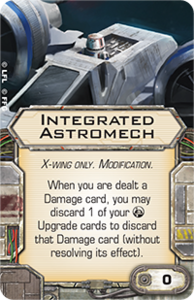 Integrated Astromech