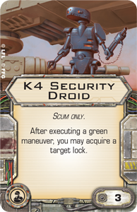 K4 Security Droid