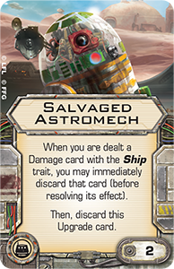Salvaged Astromech
