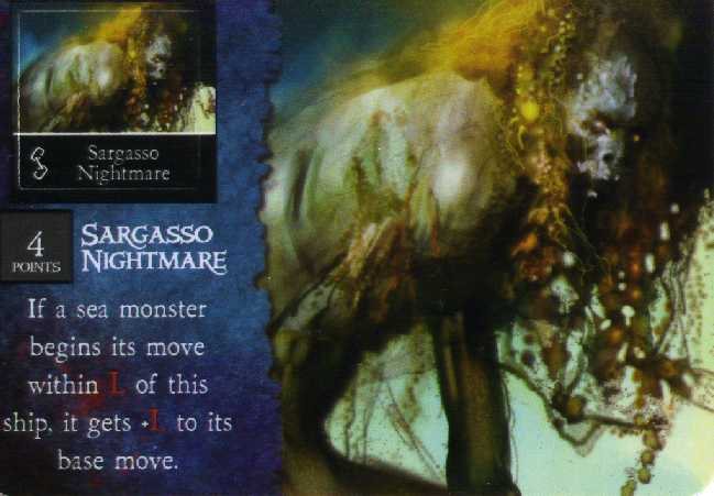 Sargasso Nightmare