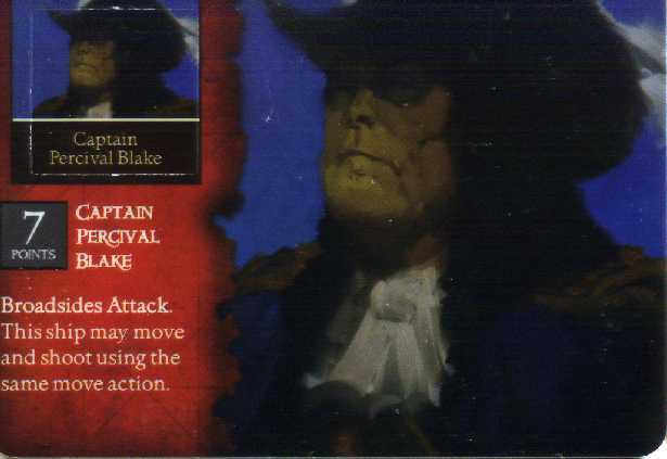 Captain Percival Blake
