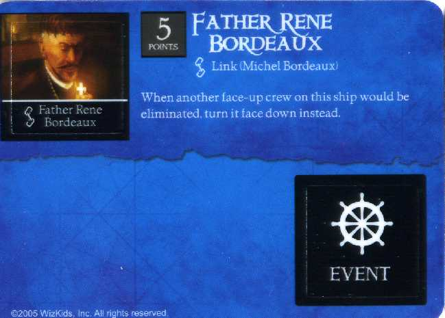 Father Rene Bordeaux/Raft
