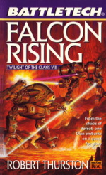 Novel: Falcon Rising