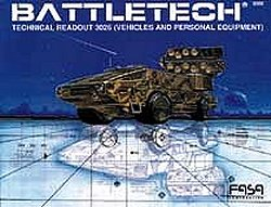 Battletech: Vehicles