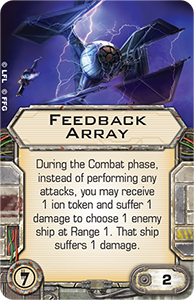 Feedback Array
