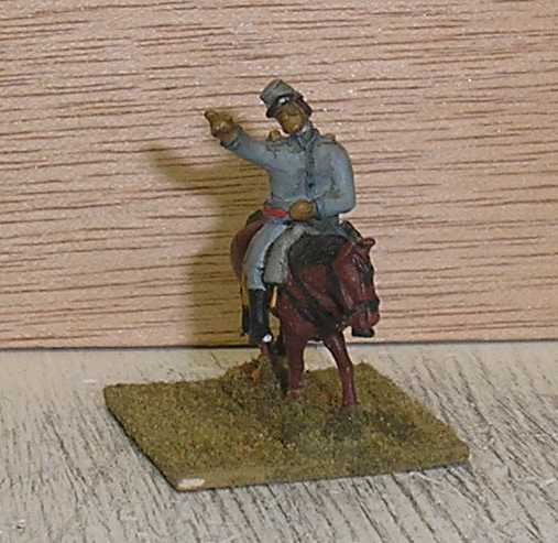 ACW: Confederate Mounted Officer